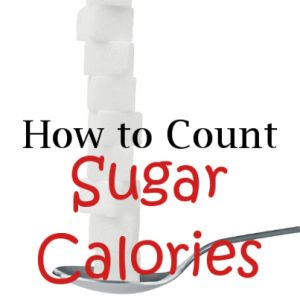 On The Talk June 11 2013, Jorge Cruise, dietician and author of The 100, told us the significance of sugar calories and showed us sugar calorie free meals.