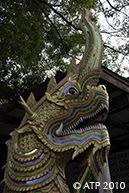 Tailandia dragones - mitología dragón de Tailandia
