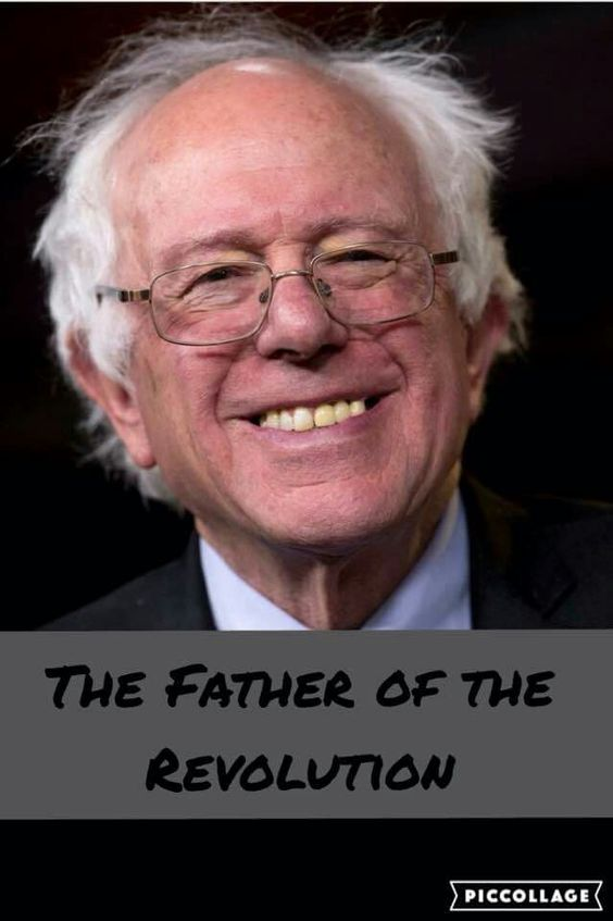 #BernieOrJillNeverHill. #Unity.
