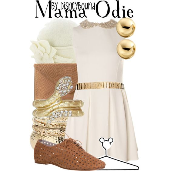 """""""Mama Odie"""" by lalakay on Polyvore"""