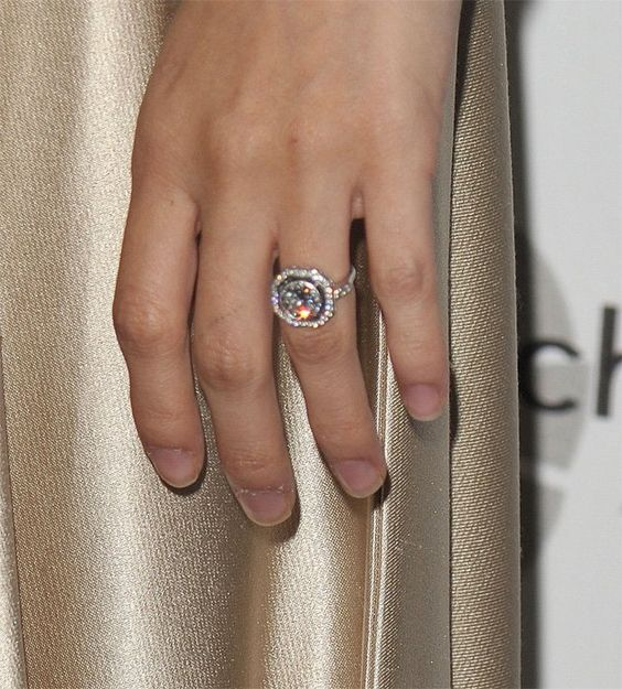 Celebrity Engagement Rings - YouTube