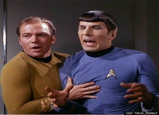 vulcan cpr?: Inappropriate Touching, Giggle, Sexual Harassment, Funny Stuff, Startrek, Bad Touch, Dammit Jim, Star Trek, Touching Jim
