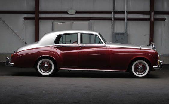 1965 Rolls Royce Silver Cloud Iii Saloon Rollsroyceclassiccars