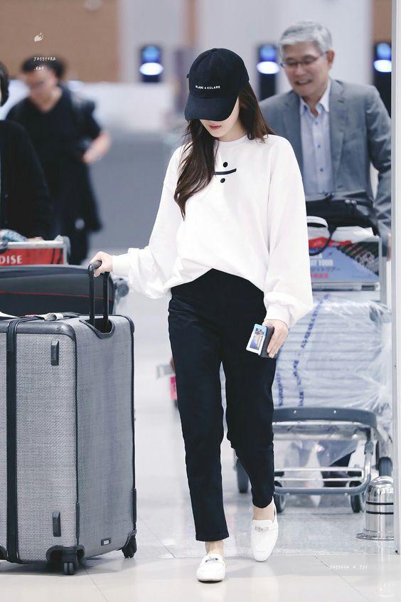 Korean Twin Fashion Official Korean Fashion Korean Airport Fashion Korean Fashion Trends Korean Street Fashion