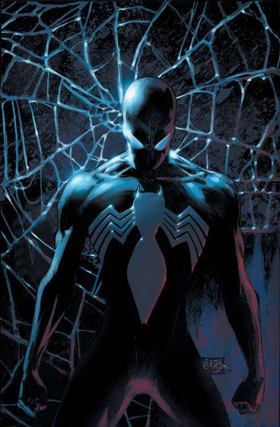 Black Spiderman | The Bad Guy! | Pinterest | Hombre araña, Negro y ...