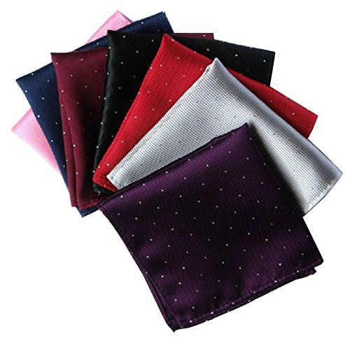 Gentleman Suit Pocket Towel Dress Men/'s Business Small Square Handkerchief Gifts