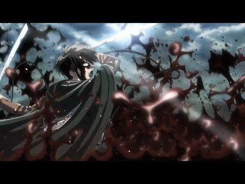 Levi Vs Beast Titan With Attack On Titan Ost Shingeki No Kyojin Season 3 Youtube Attack On Titan Series Attack On Titan Season Attack On Titan