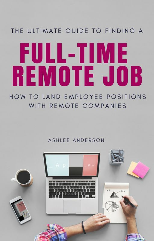 How To Find A Full Time Work From Home Job With Benefits