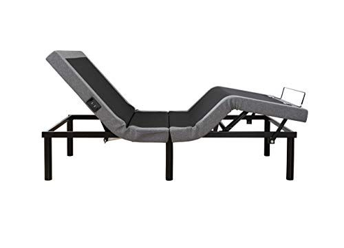 Leisuit Electric Adjustable Bed Base With Wireless Remote Control