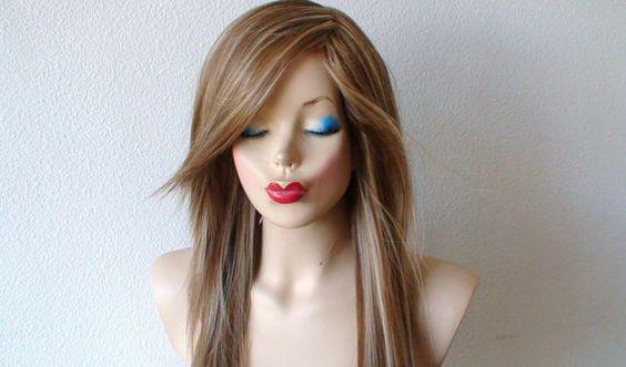 Dirty Blonde Wigs 72