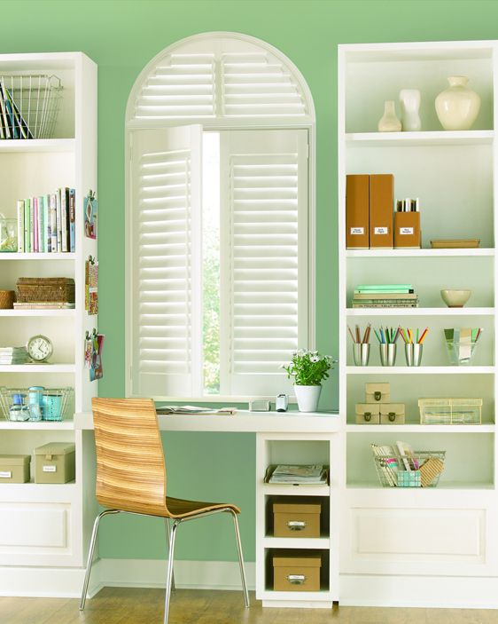Add A Fresh Feel To Any Home Office Palm Beach Polysatin