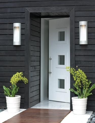 modern front door entrance white front doors modern entry white door
