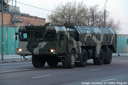 Iskander Tactical Ballistic Missile System - Army Technology