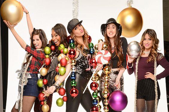 Fifth Harmony lança música natalina - http://metropolitanafm.uol.com.br/musicas/fifth-harmony-lanca-musica-natalina