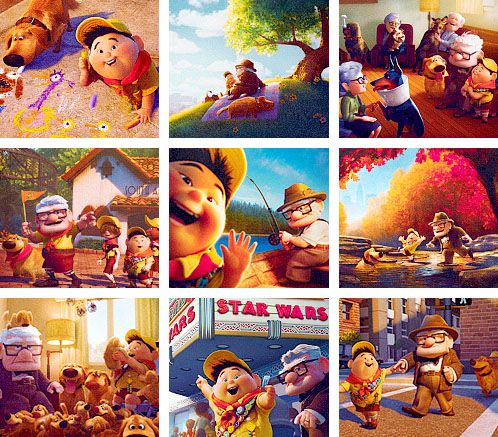 up happy ending