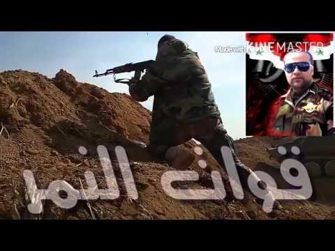Syria, Syrian Arab Army Colonel Suheil al Hassan 'Tiger Forces'