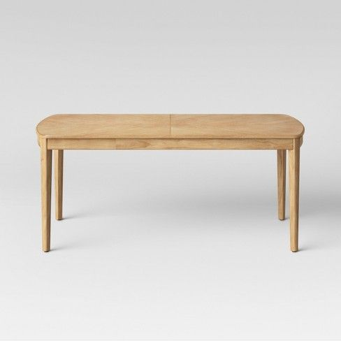 72 Corella Wood Dining Table Natural Opalhouse Target
