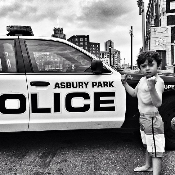 #police #boxing #asburypark #asburyparkboardwalk #cop #ap #trouble #juvie #beach #boardwalk #brucespringsteen #gangster #nj #newjersey #irish #fighter #punch #hit #juvenile #probation #gang