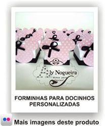 FORMINHAS PARA DOCINHOS