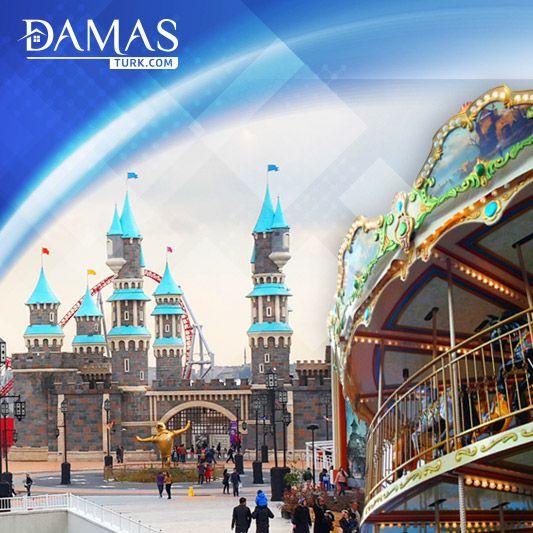 أفضل الأماكن الترفيهية للأطفال في إسطنبول شركة داماس تورك العقارية Istanbul Mansions Entertaining