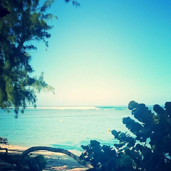 Plage de l'ermitage les bains - Ile de la Réunion