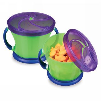 snack trap, a must have for all parents and toddlers