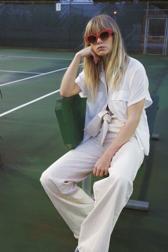 Sets and Tonals with Coutnee Crews - Urban Outfitters - Blog