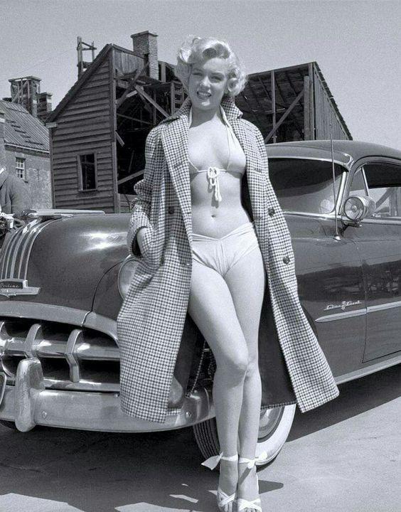 Marilyn Monroe.: