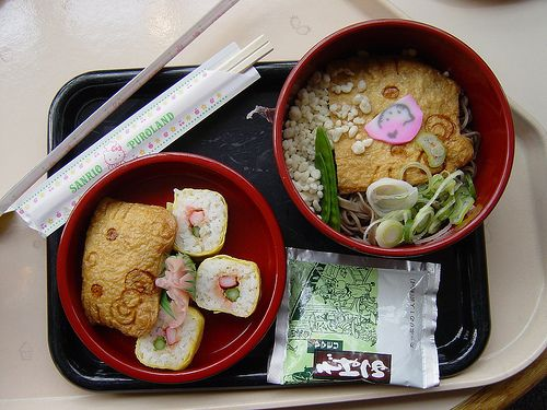 Hello Kitty Meal