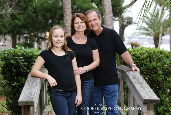 Family Portrait Ideas With Teenagers