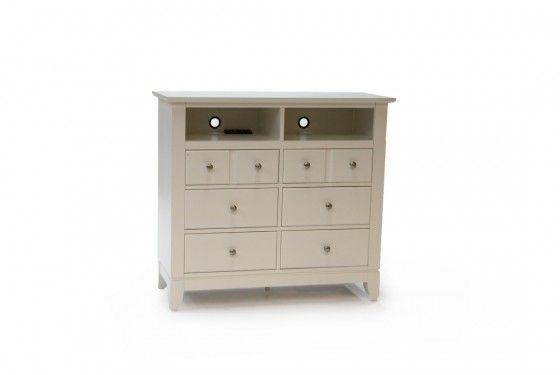 Mor furniture for less white sea media chest media chests bedroom sets shop rooms for White media chest for bedroom