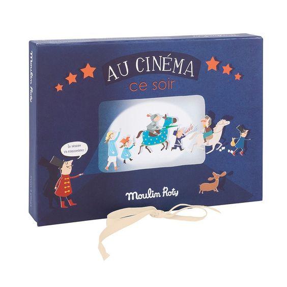 Cinema Box Avec Lampe A Histoire 2 0 Storybook Torch Jeux Pour Enfant Cinema Le Moulin Jeux Enfants