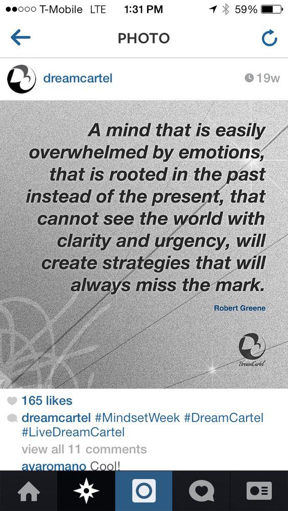 Mind is everythin