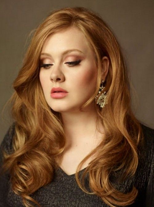 Adele, Makeup and Pink eye mak...