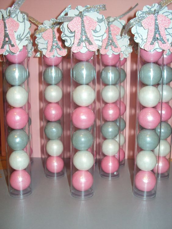 12 pink white and silver paris baby shower by sweetlyintoxicating 32