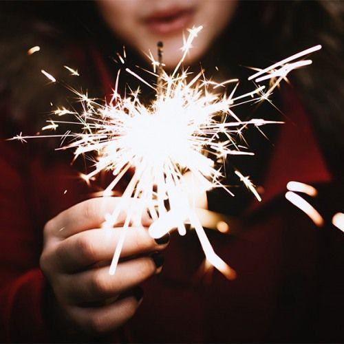 Small 8 Sparklers Big Fireworks Sparklers Fireworks Show