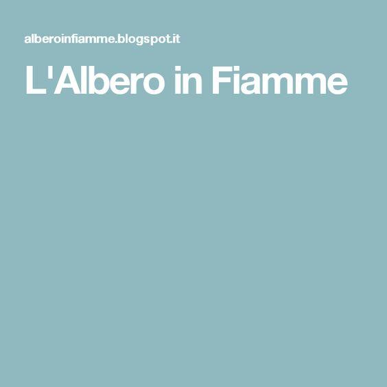 L'Albero in Fiamme