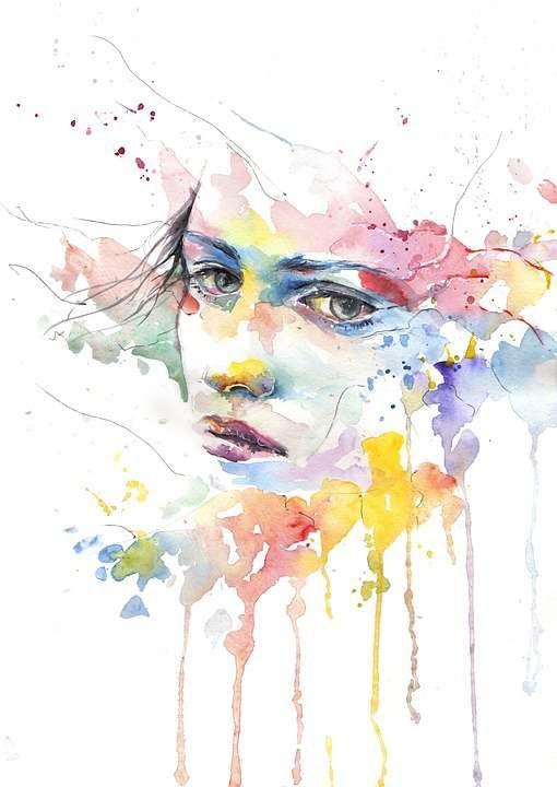 Comment Utiliser La Peinture Aquarelle Comme Un Artiste Avec