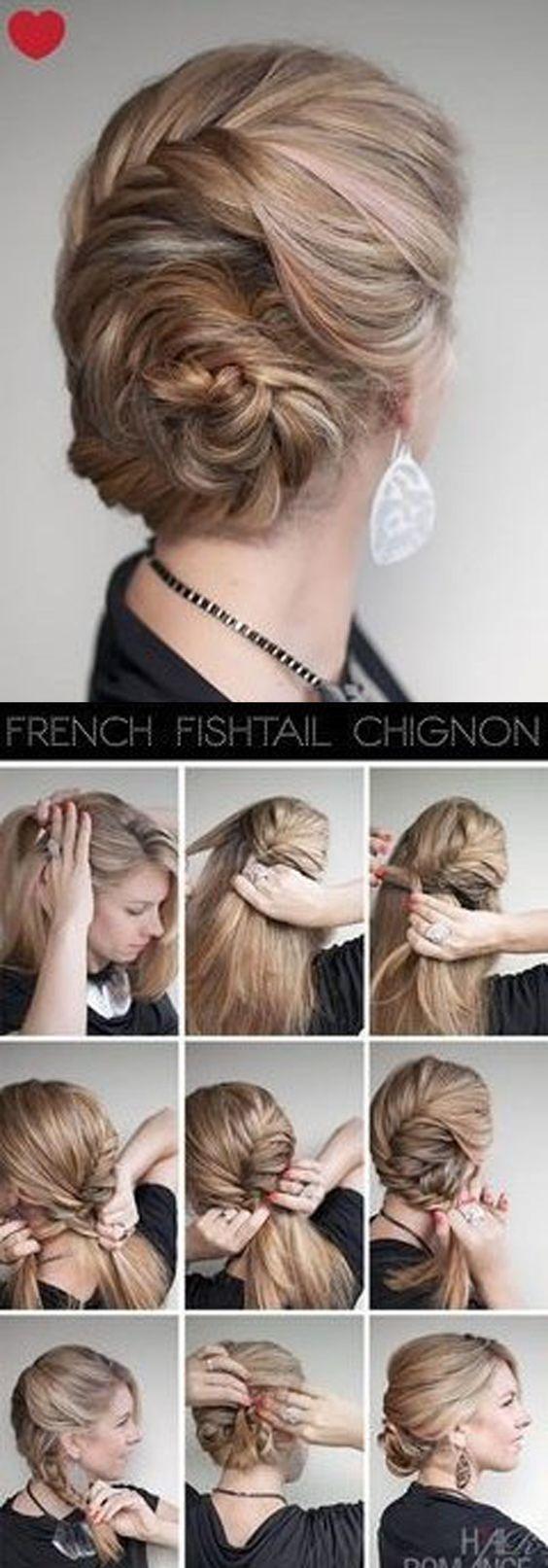 франзуские косы