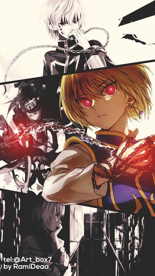Kurapika Wallpaper Hunter Anime Anime Anime Characters