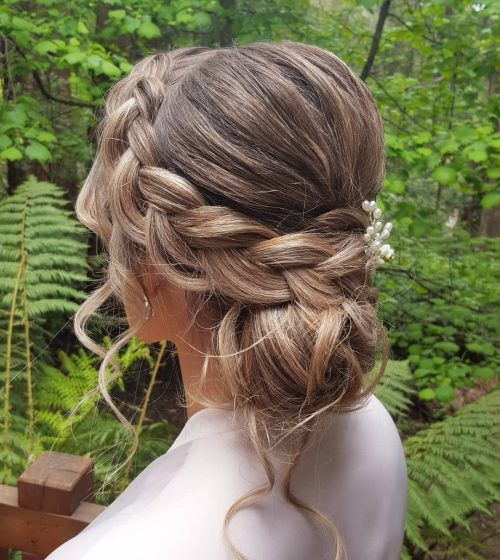 34 Cutest Prom Updos For 2020 Easy Updo Hairstyles Cute Prom Hairstyles Easy Updo Hairstyles Hair Styles