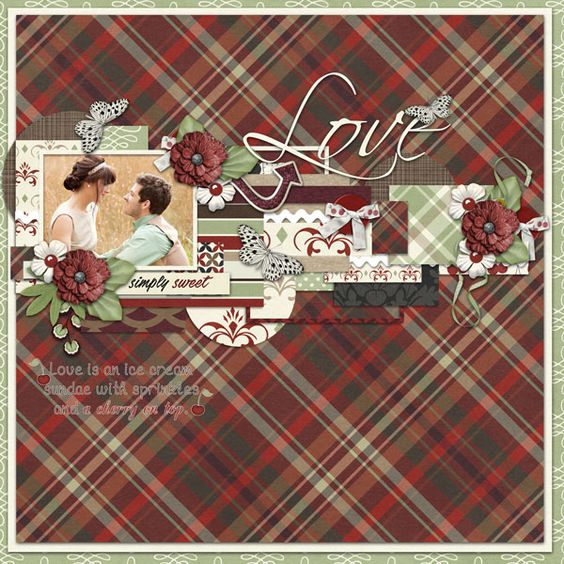 Page by Atusia using GS Feb Monthly Mix