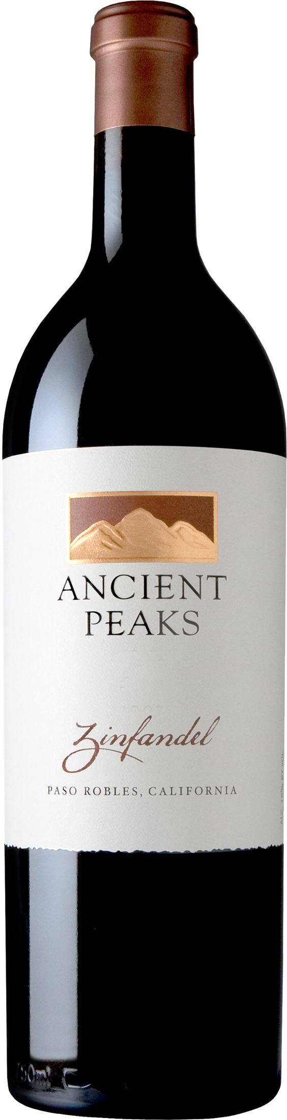 Ancient Peaks 2009 Zinfandel: Ancient Peaks is a newer winery on the Central Coast started by the group of families that own the 1,400 acre Santa Margarita Ranch. There is a 800 acre vineyard planted on the ranch that was put there in the 80's by Mondavi. Mike Sinor, a rock star and extremely talented winemaker has taken on the project and as usual first vintage out the gates scored 93 points from Robert Parker and was featured in Sunset.