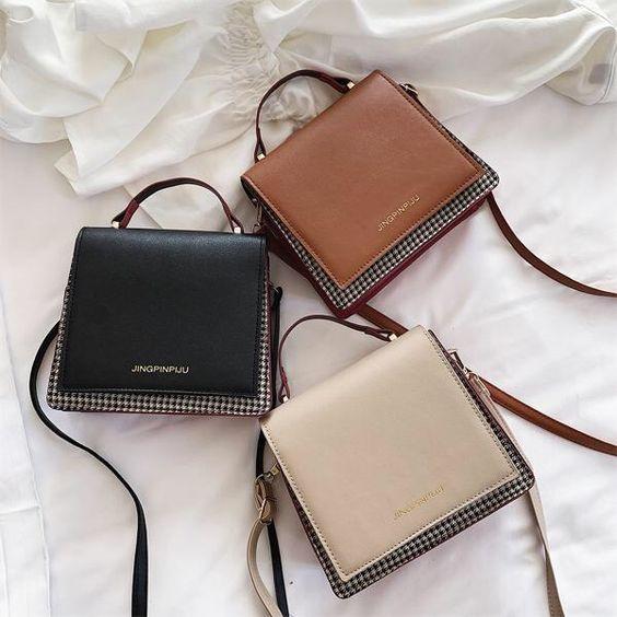 361,34 руб.  -30% | Xiniu женская джокер сумка через плечо сумка известный бренд модная маленькая квадратная сумка из искусственной кожи сумки Borsa a trasolla Да Донна #30