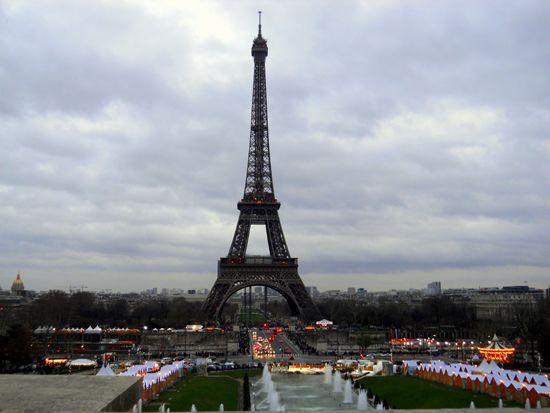 Como passar pela imigração francesa