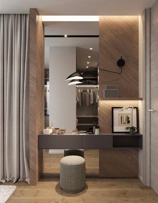 Simple Vanity Office 2n1 Bedroom Interior Dressing Table Design Modern Dressing Table Designs