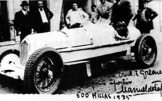TEMPORADA DE 1935 - Alfa Romeo de Manuel de Teffé - Rafaela - Argentina. Felipe - Álbuns da web do Picasa