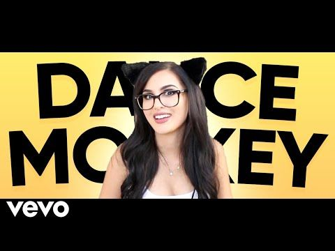 Sssniperwolf Sings Dance Monkey Youtube Sssniperwolf Singing Fav Celebs