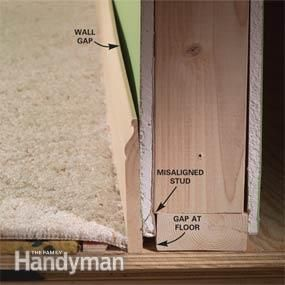 hardwood floor cleaner how to install baseboard molding even on crooked walls 30412