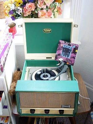 dansette record players especially
